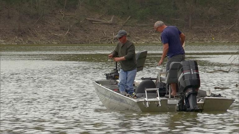Kentucky Afield: Weather and Fishing; Mobile Shooting Sport; Bow Fishing