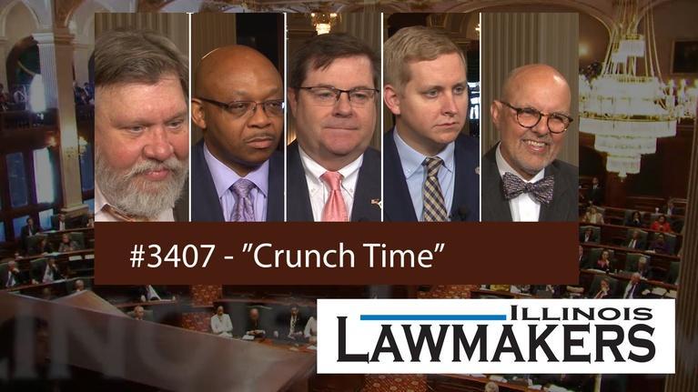 Illinois Lawmakers: S34 E07: Crunch Time