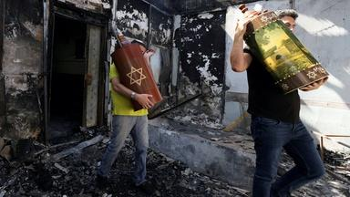Israel begins ground assault against Gaza