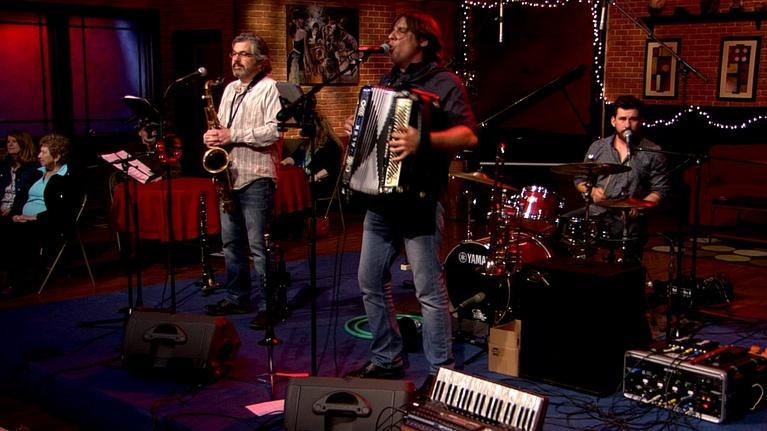 Let's Polka!: Alex Meixner Band, Show One