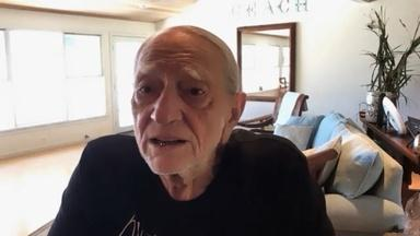 Legendary Musician Willie Nelson On His Letters To America