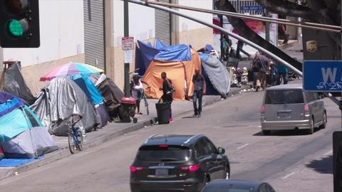 Sustaining California -- Homelessness and Housing
