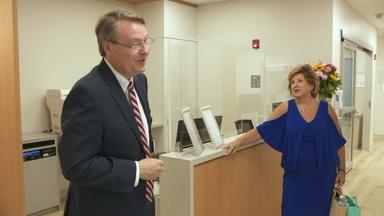 Cancer treatment center offers access to cutting-edge trials