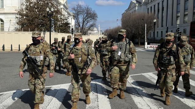 News Wrap: Capitol Police ask the National Guard to remain