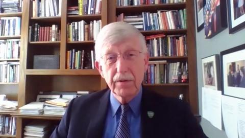 NIH Director: We Have a Very Tough Several Months Ahead
