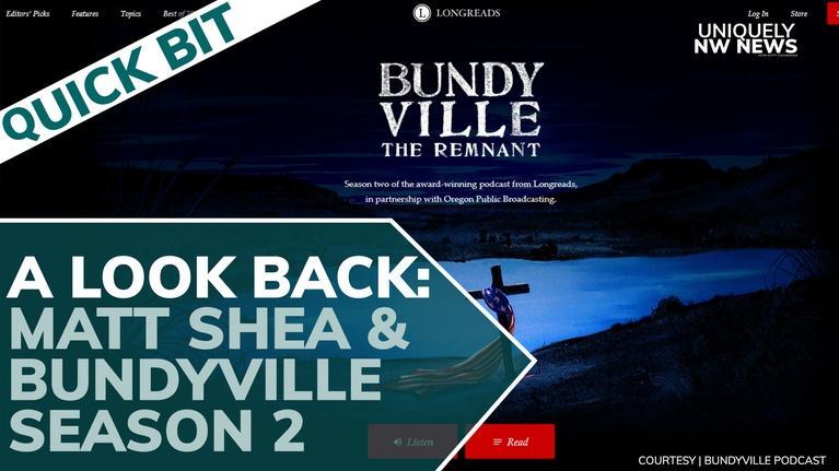 Uniquely NW News: A Look Back At 2019: Bundyville Host Leah Sottile