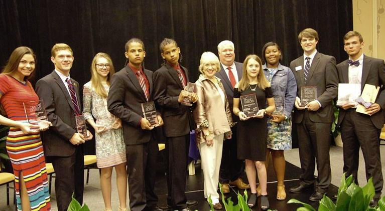Louisiana Public Broadcasting Presents: Louisiana Young Heroes 2017