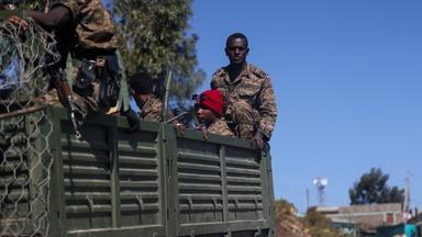 Ethiopia's crackdown brings accusations of ethnic cleansing