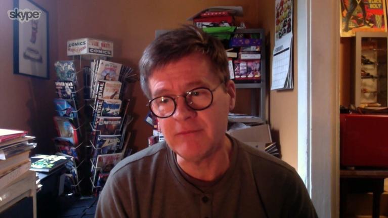 Comic Culture: Comic Culture: Karl Kesel