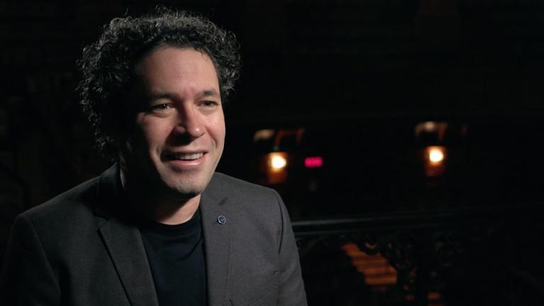 Articulate: Gustavo Dudamel: Playing Nicely