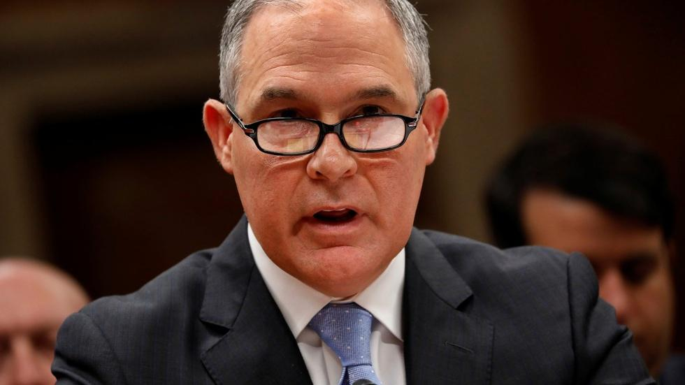 EPA launches program to challenge climate science image