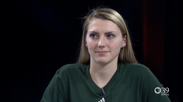 WLVT Athlete of the Week: Female Athlete of the Week! Alyssa Burkhart
