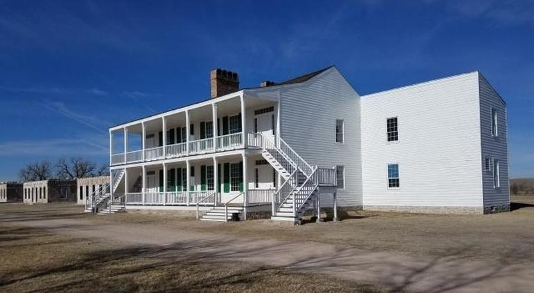 Wyoming Chronicle: Fort Laramie National Historic Site