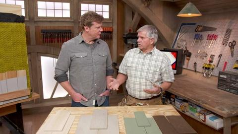 S18 E22: Cedar Shingles, Vegetable Garden | Ask This Old House
