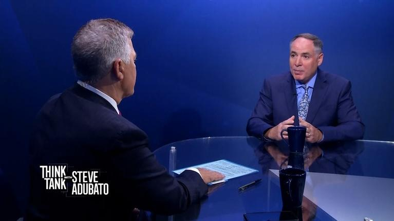 Think Tank with Steve Adubato: The Impact of the Opioid Epidemic on Student Athletes