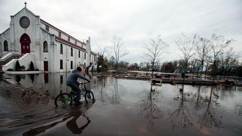 Trust Docs -- Adapting to Climate Change