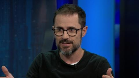 Amanpour and Company -- Twitter Co-Founder Ev Williams' Opinions on Social Media