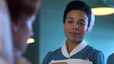 Call the Midwife -- First Day on the Ward