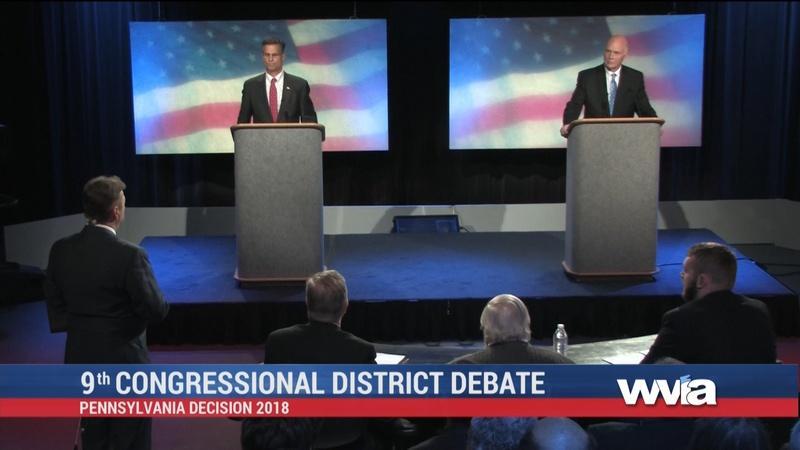 2018 Pennsylvania 9th Congressional District Debate
