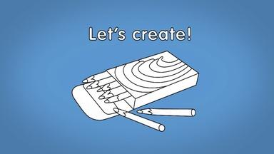 Let's create!