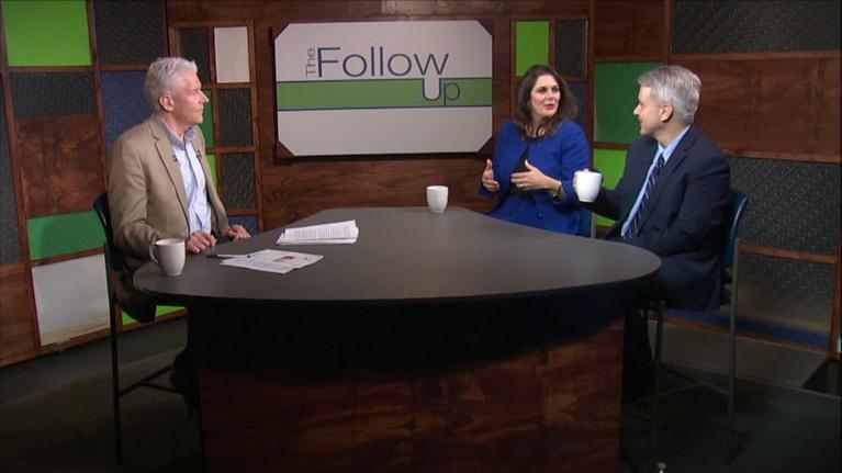 The Follow Up: 4/9/19 Aftershow with Joel Straz and Dr. Stephanie Duggan
