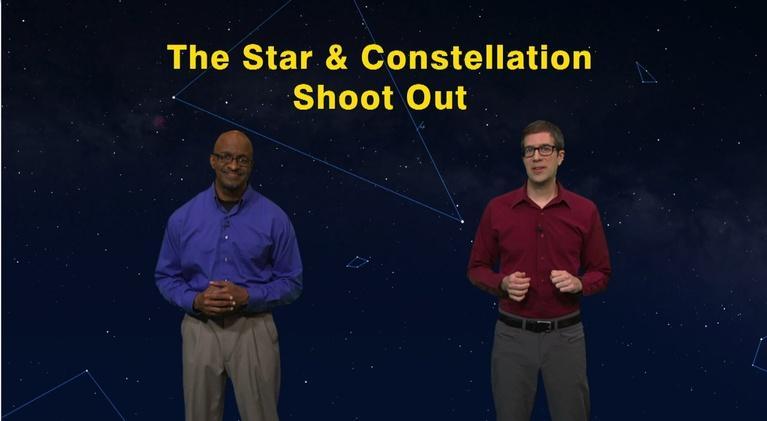 Star Gazers: Springtime Constellation Shootout |  April 29 - May 5