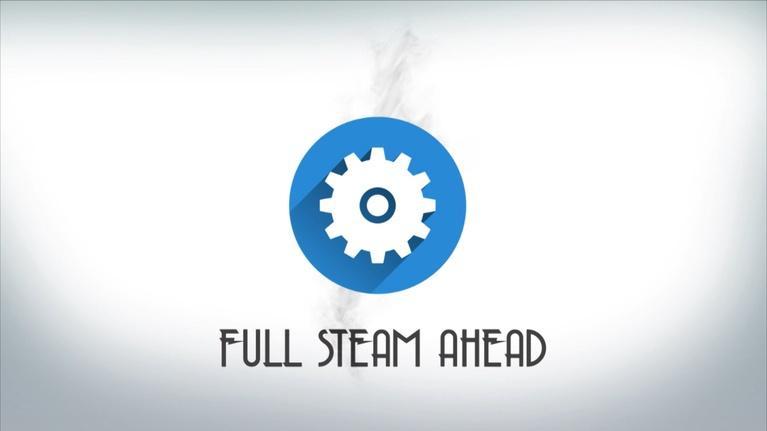 Full STEAM Ahead: Full STEAM Ahead Promo