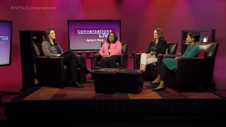 Conversations Live: Aging in Place