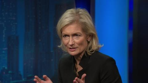 Amanpour and Company -- Zanny Minton Beddoes Discusses Her Work at The Economist