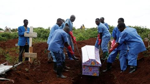 PBS NewsHour -- Congo's Ebola crisis threatens to spiral out of control