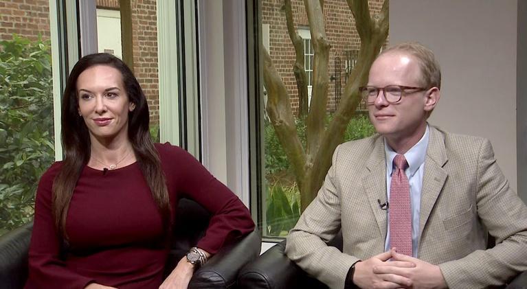 This Week in South Carolina: Meg Kinnard and Jamie Lovegrove