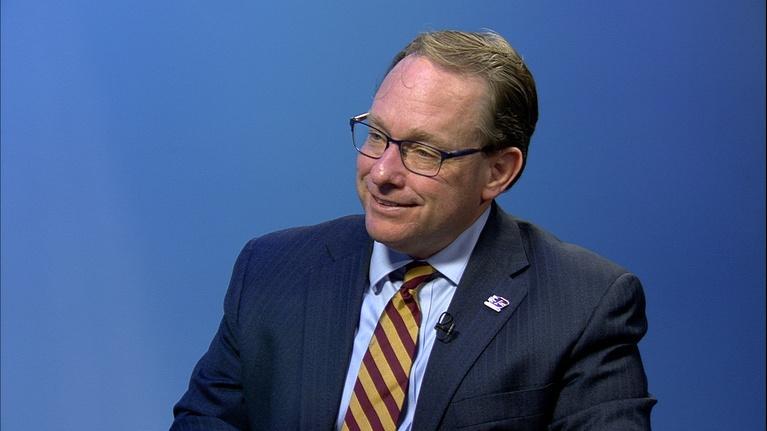 Capitol Report: Guest: Dr. Robert Davies | President, CMU