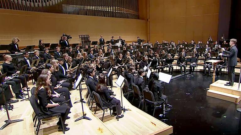 WPT Music & Arts: 2018 WSMA State Honors Concert: Band
