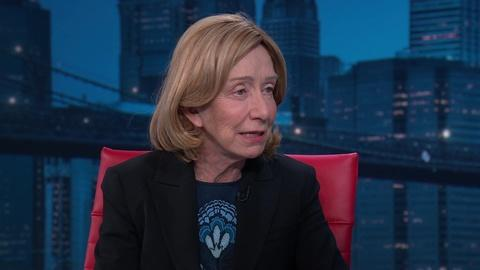 Amanpour and Company -- Doris Kearns Goodwin on Divisiveness in the 1850s and Now