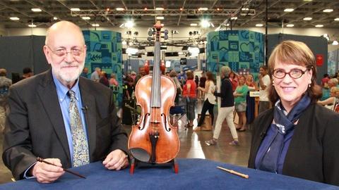 Antiques Roadshow -- S21 Ep14: Bonus Video: Dutch Cuypers School Violin, ca. 1820