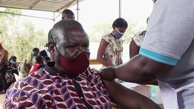 Lack of access, infrastructure hurt Ugandan vaccine goals