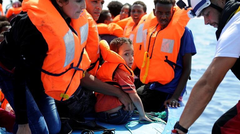 PBS NewsHour: Age of Mediterranean rescue ship Aquarius comes to an end