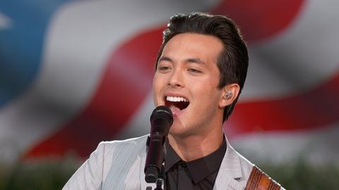"A Capitol Fourth -- Laine Hardy Performs ""Johnny B. Goode"""