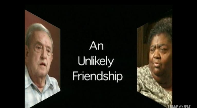 NC Channel: AN UNLIKELY FRIENDSHIP