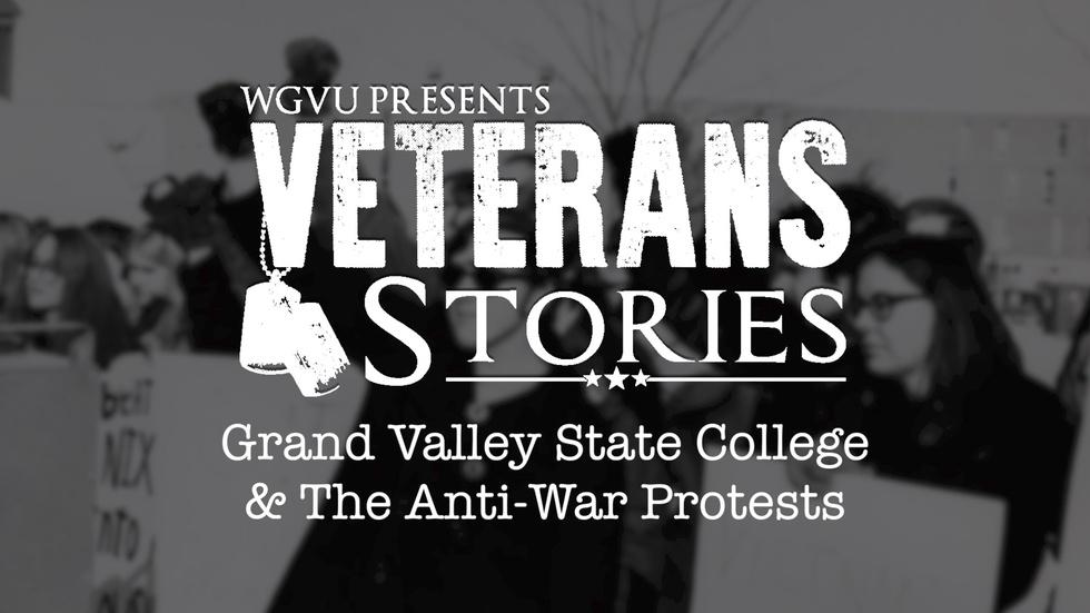 Grand Valley State College & The Anti-War Protests image