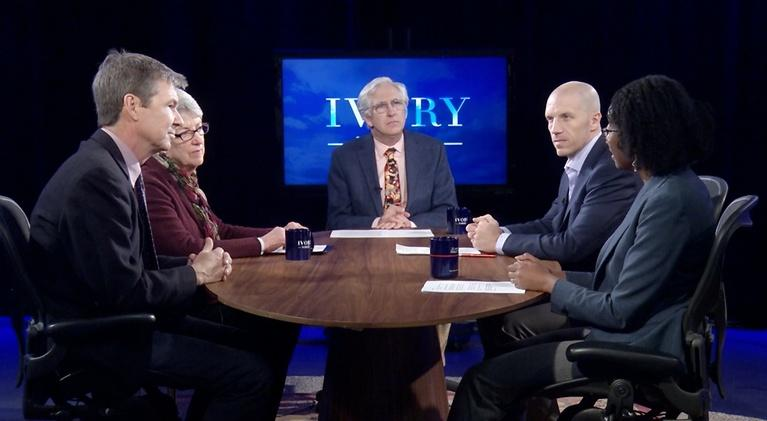 The Ivory Tower: Public Shaming; End of cash bail; President and the military
