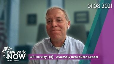 Assembly GOP Leader Will Barclay: Washington D.C., Budget