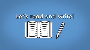 Let's read and write!