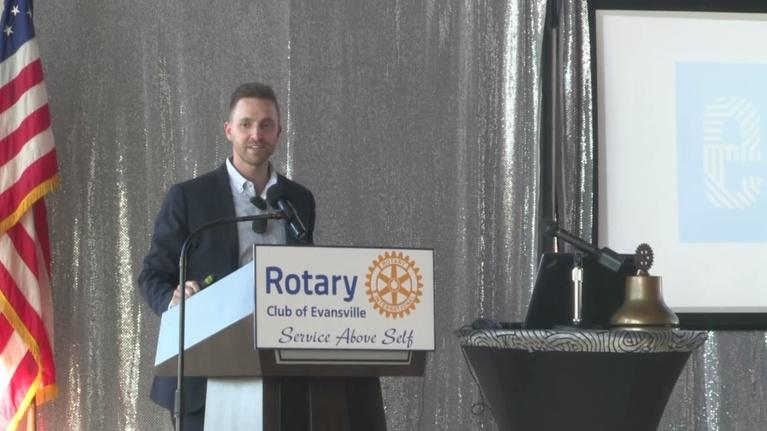 Evansville Rotary Club: Regional Voices: Ross Chapman, For Evansville