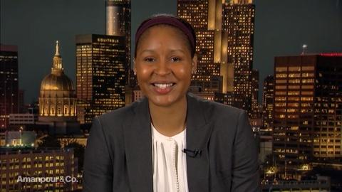Amanpour and Company -- Maya Moore on Justice for Jonathan Irons