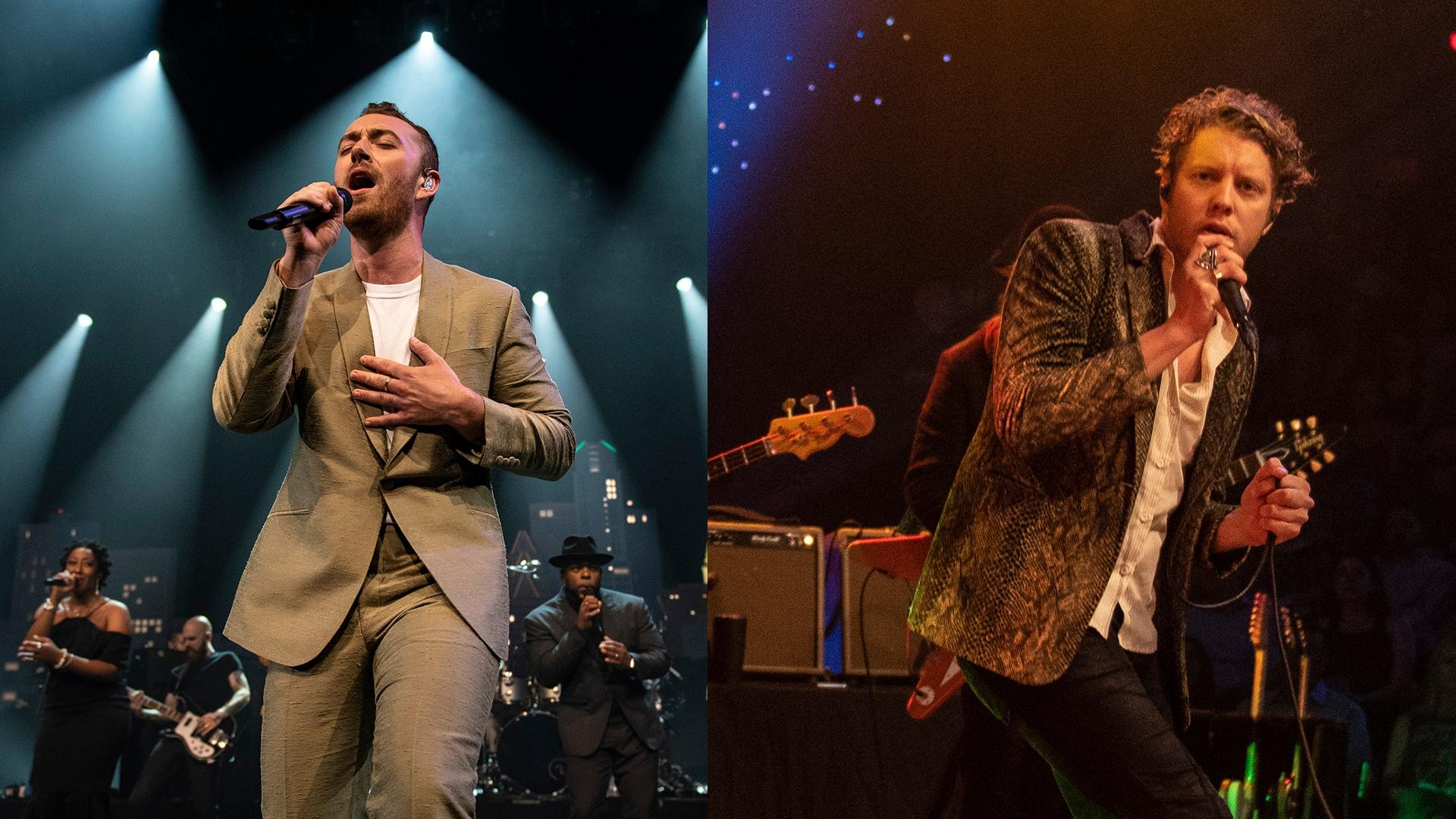 Sam Smith / Anderson East