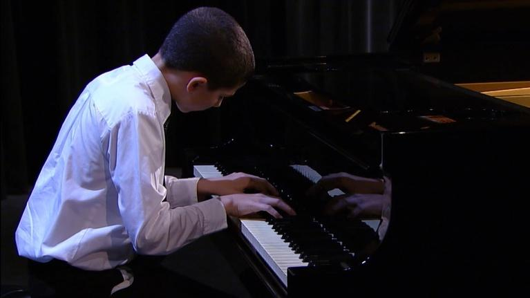 Classical Student Musician of the Month: William Lauricella | The Extra Terrestrial's Waltz