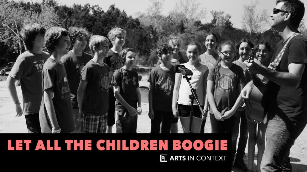 Let All The Children Boogie image