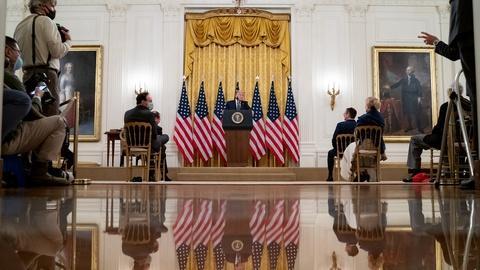 Washington Week -- Washington Week full episode for May 1, 2020