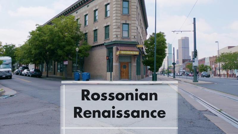Rossonian Renaissance  & Fannie Mae Duncan at Cotton Club